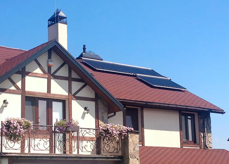 Солнечные батареи в жилом доме - Systems Engineering