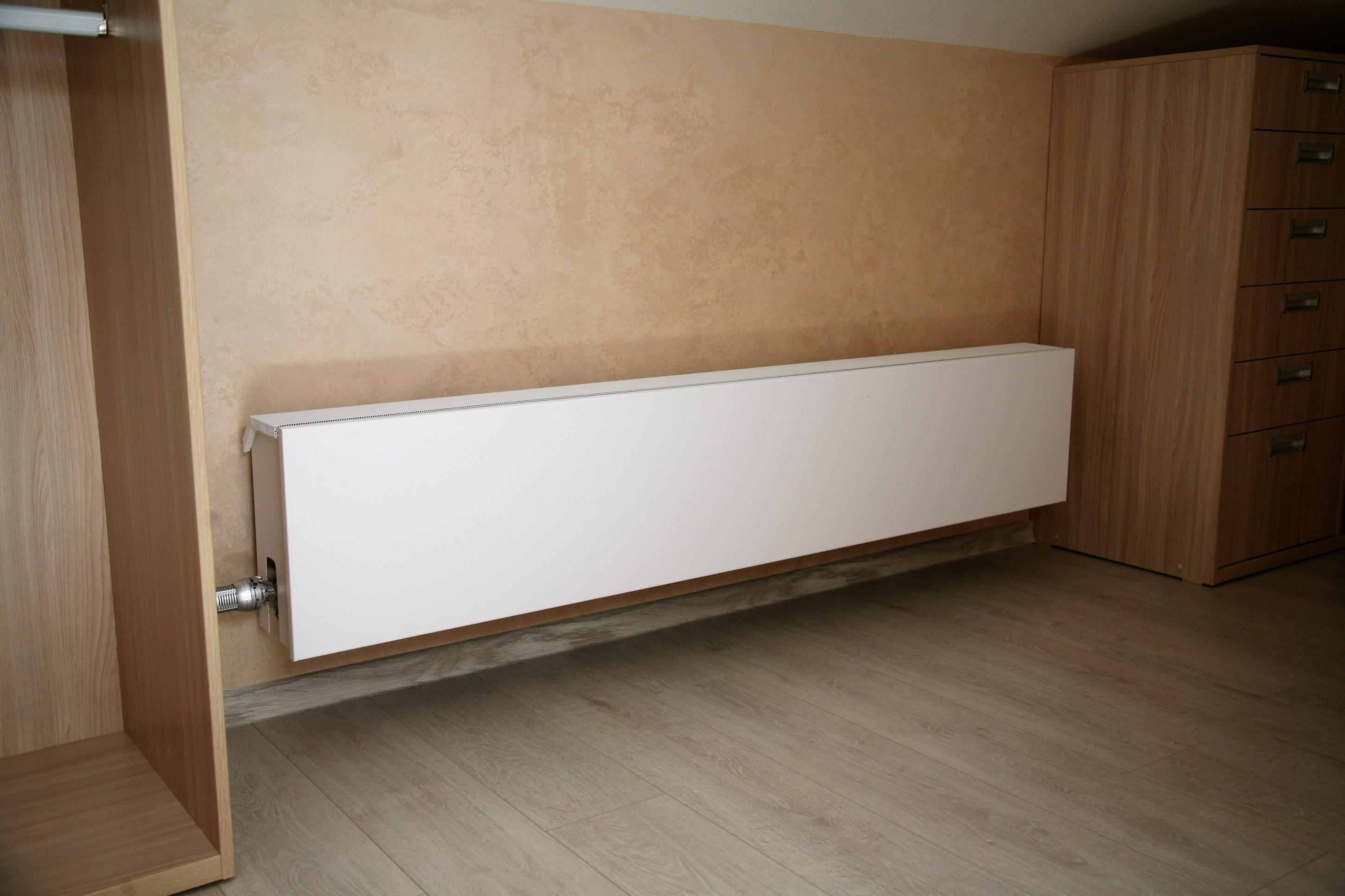 Отопление частного дома - Systems Engineering - дизайнерский радиатор