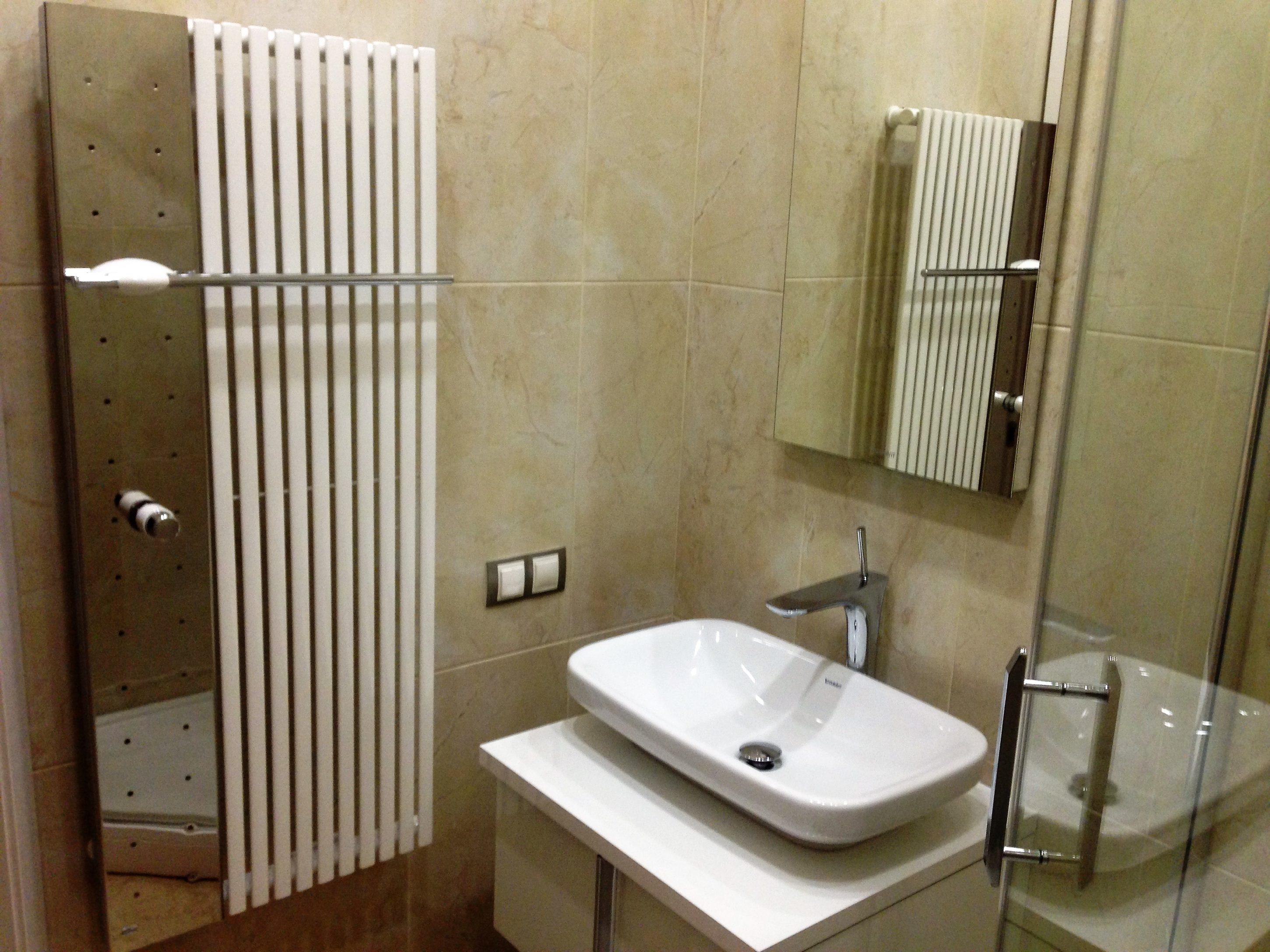 Отопление частного дома - Systems Engineering - санузел