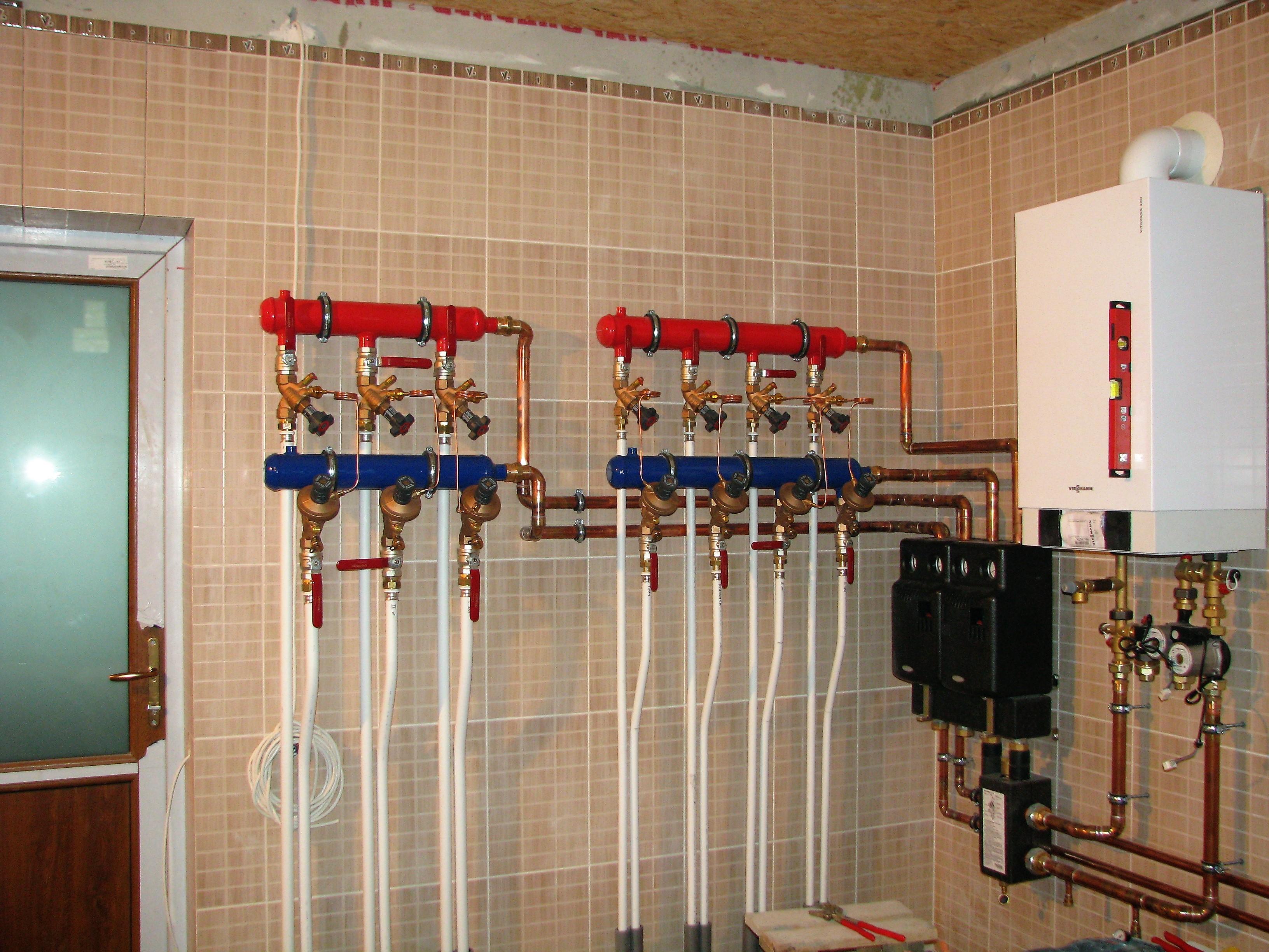 Отопление частного дома под ключ - systems - engineering - photo 2