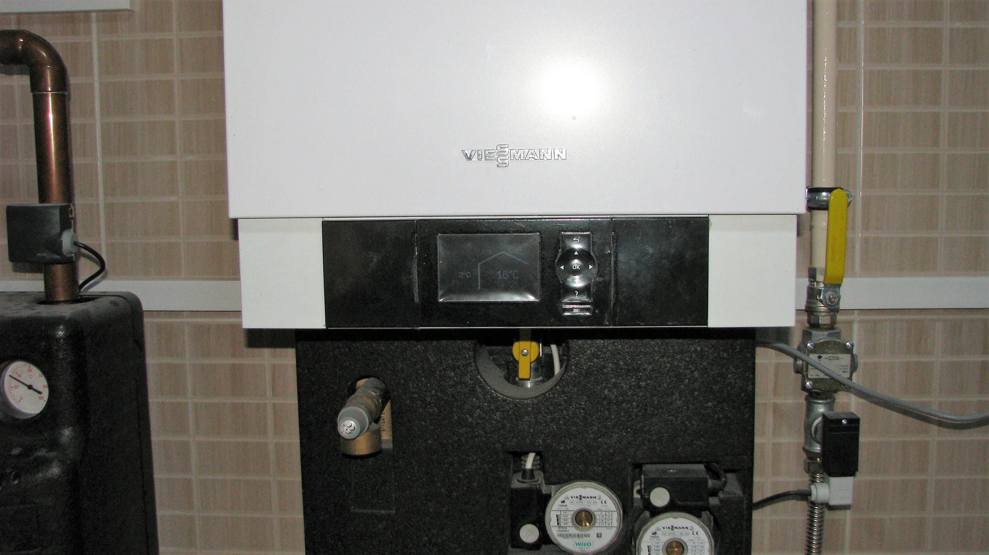 Отопление частного дома в Киеве - sуstems engineering — photo 2