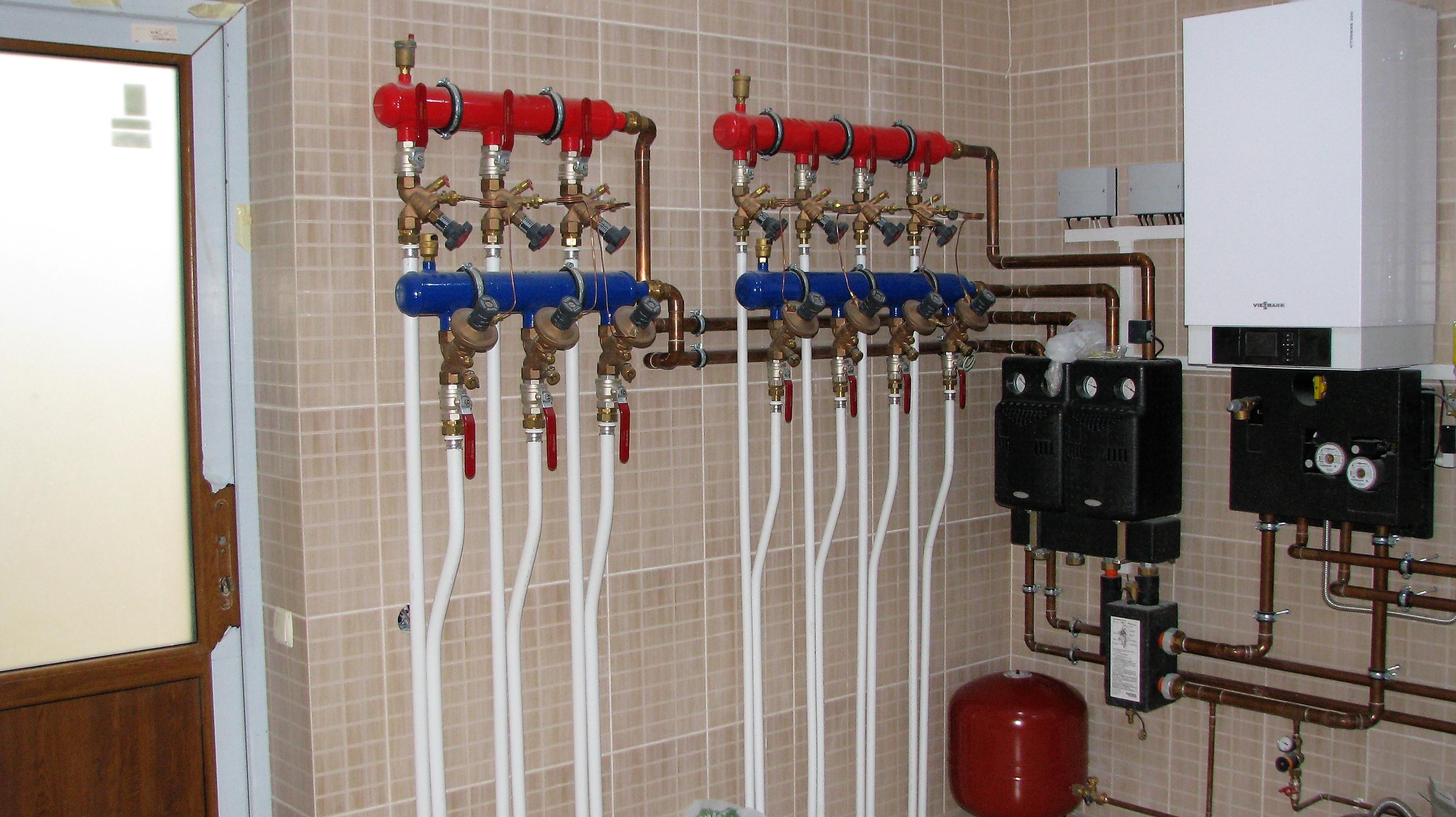 Отопление частного дома в Киеве - sуstems engineering — photo 6