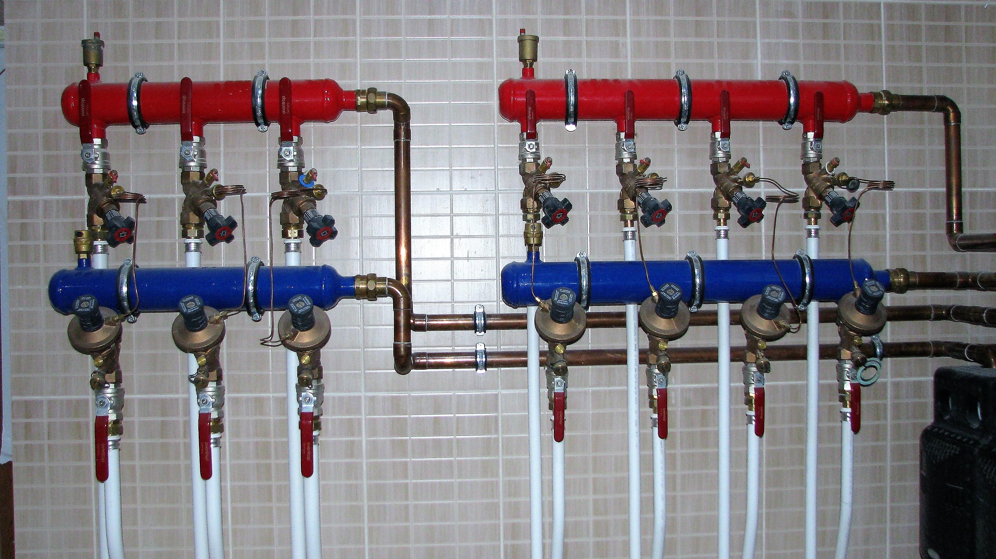 Отопление частного дома в Киеве - sуstems engineering — photo 7
