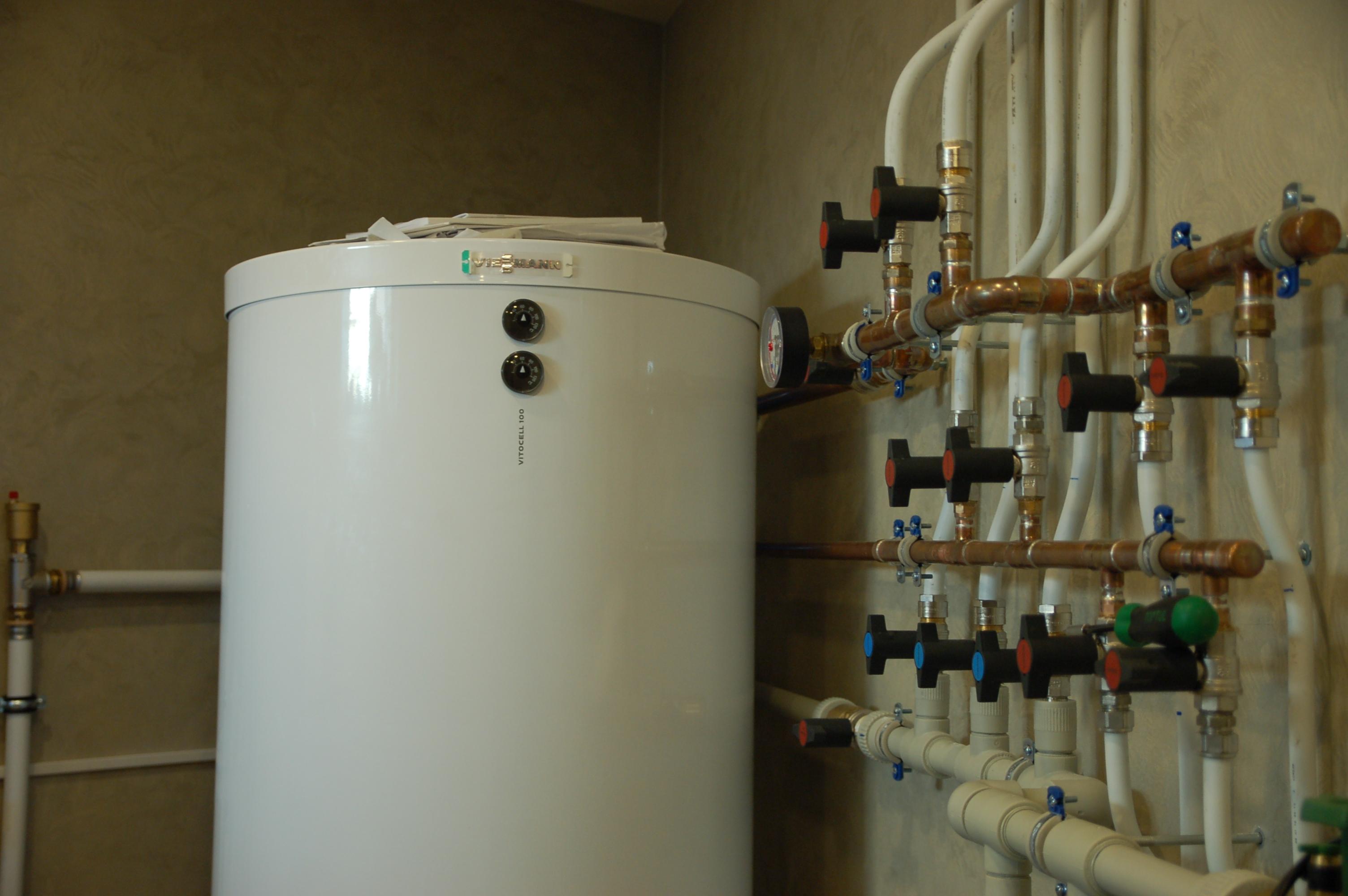 Отопление коттеджа под ключ - Systems Engineering - photo 2