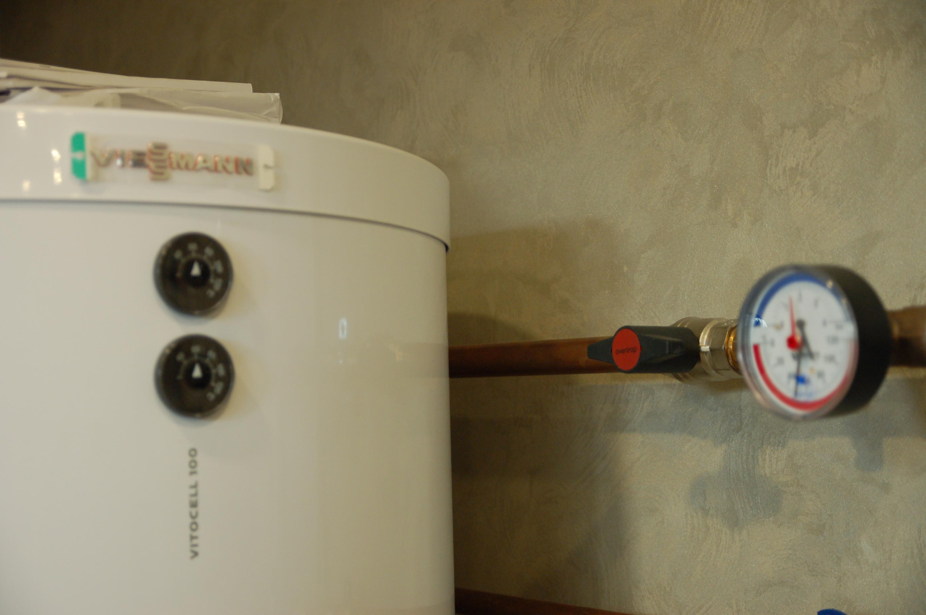 Отопление коттеджа под ключ - Systems Engineering - photo 4