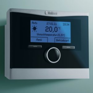 Vaillant calorMATIC 370 calorMATIC 370f - Systems Engineering